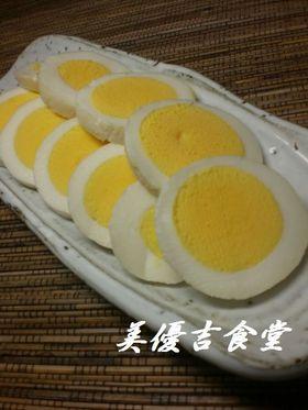 ぬか漬け ゆで卵
