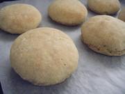ホットケーキミックスでもっちりきなこパンの写真