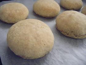 ホットケーキミックスでもっちりきなこパン