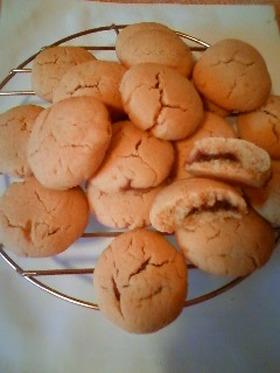 HMしっとりクッキー★カントリーマァム風