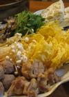 うどんすき 家庭味(関西風)