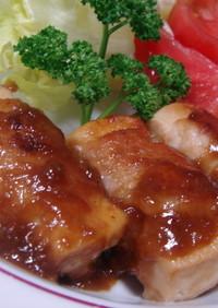 ◆高野豆腐の肉巻き◆和風ソース