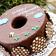 バレンタインno蜂の巣ケーキ♡♡