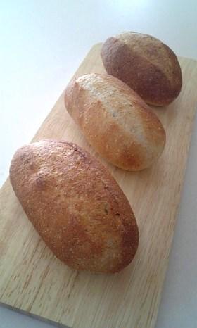 ライ麦✿全粒粉✿クッぺ
