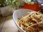 スーパーのあの味 中華風春雨サラダの写真