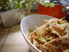 スーパーのあの味 中華風春雨サラダ