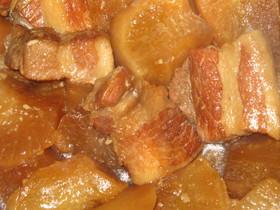 大根と豚バラの大和煮