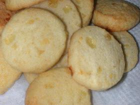 さっくさくチーズクッキー