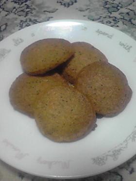卵不使用☆カリッと香ばしい紅茶のクッキー