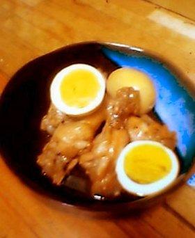 鶏肉のサッパリ煮