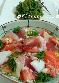 ❀ちらし寿司❀ひなまつりに♦♫⁺♦