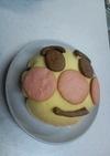 アンパンマン ドームケーキ