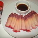 鯨ベーコンのおいしい食べ方は・・・