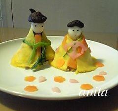 ひな祭りの姿寿司