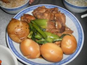 鳥手羽のお酢のやわらか煮