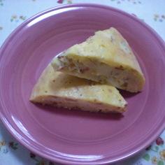 林檎とアーモンドの炊飯器ケーキ
