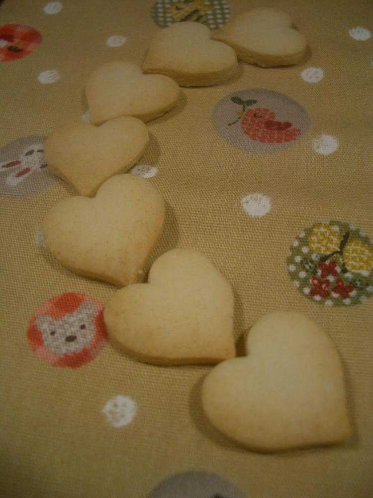たべっ子動物風☆メープルバタークッキー