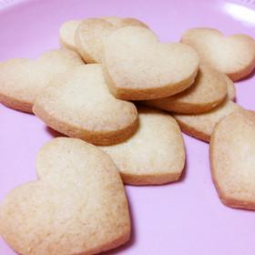 簡単!バタークッキー