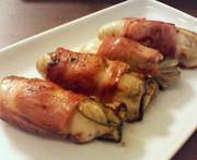 簡単おいしい!!牡蠣のベーコン巻き☆の写真
