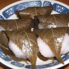 お鍋で簡単☆桜餅