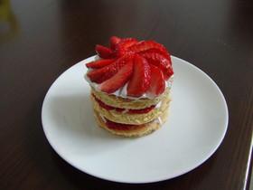 離乳食⑤ バースデーケーキ♪♪♪