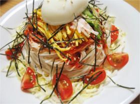 ビビングクス(ビビン素麺)ビビン麺