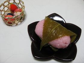 桜餅 ~道明寺風~