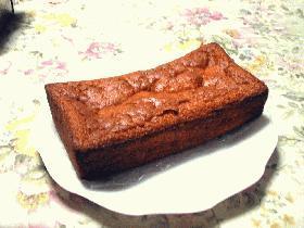 トマトdeパウンドケーキ