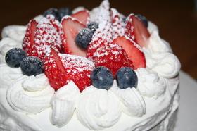 ふわふわ美味しい幸せ♪スポンジケーキ