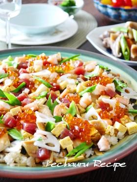 『ちらし寿司のレシピ』人気で簡単、具材・シーン別おすすめ12選