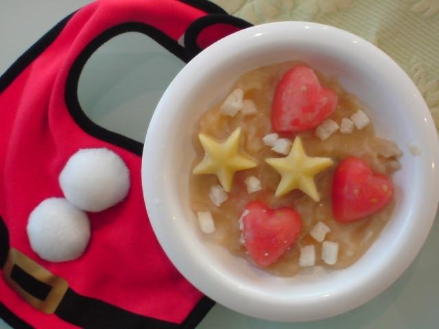 ☆Love離乳食☆クリスマススペシャル