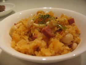 ★炊飯器 de ケチャップライス★