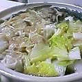 中華風お鍋