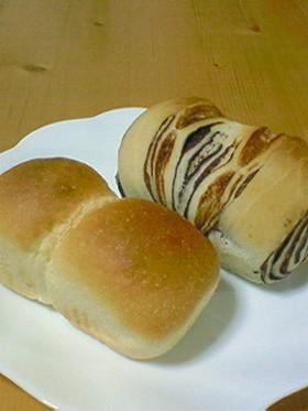 フワフワ♪モッチリ♪Mini食パン