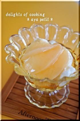 ♡水切りヨーグルトのメイプルシロップかけ