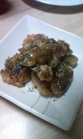 牡蠣のオイスターマヨ焼き
