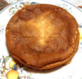 フワサク♡簡単ベークドチーズケーキ