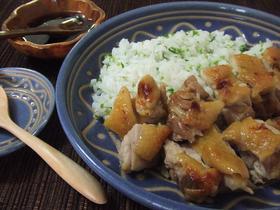 タイ料理★鶏の照り焼きご飯「ガイヤーン」