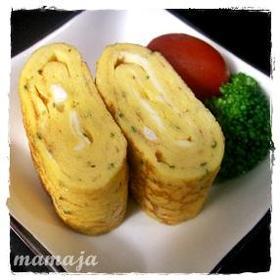☆簡単☆お弁当☆コーンスープの卵焼き