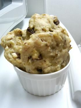 チョコチップ♡バナナのソフトクッキー
