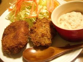 お豆腐と野菜のソース