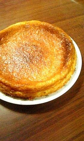 超!簡単☆ベイクドチーズケーキ