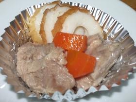 定番!お弁当の煮物☆