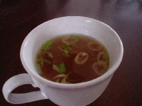銀ちゃん「休日のランチ用」中華スープ