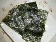 簡単☆ご飯がすすむ☆韓国のりの作り方☆の写真