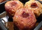 ★オーブンで簡単♪ジューシー焼きりんご★