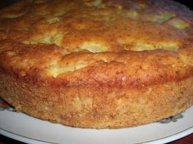 ♪カスピ海ヨーグルトdeりんごケーキ♪