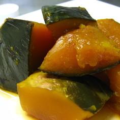 ホンマに簡単☆材料3つでかぼちゃの煮物☆