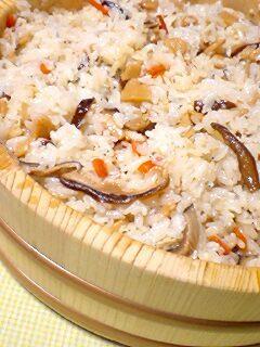 1合分量~簡単お寿司の酢飯♡