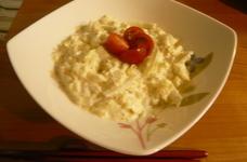簡単☆白菜と山芋のねばとろサラダ☆
